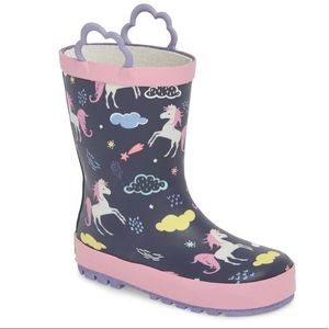 Western Chief Waterproof Unicorn Boots Toddler 8